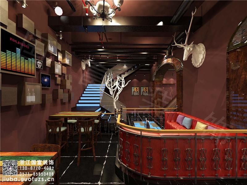 酒吧设计,什么样的夜场设计可以吸引到顾客